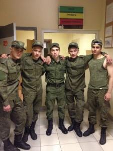 светофор армия